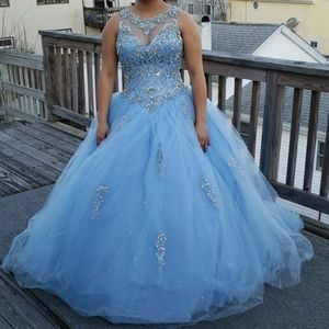 Sweet Sixteen or Quinceanera  Dress size 10